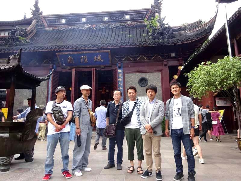 上海視察研修